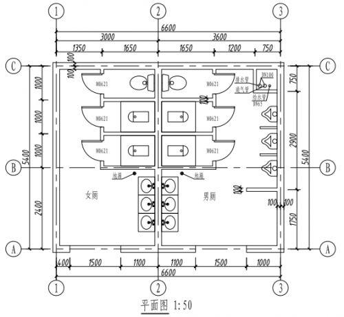 全国BIM技能等级考试第十二期:二级设备真题2